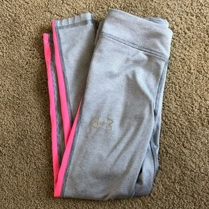 Under Armour Youth Girls Leggings